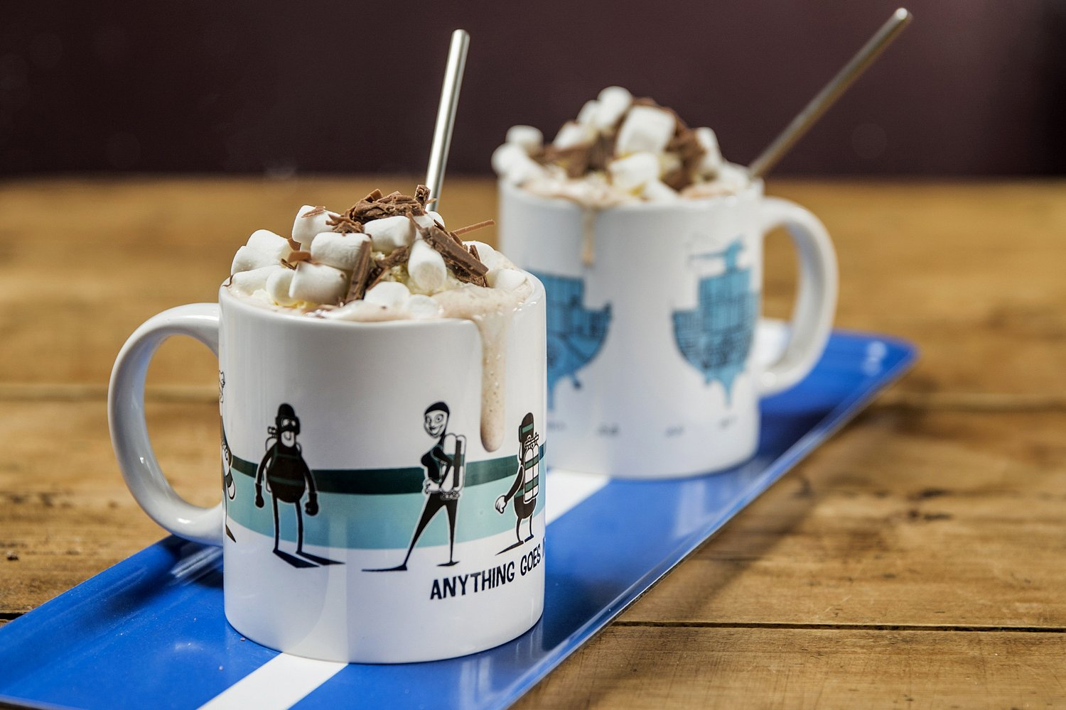 Huskyan hot chocolate