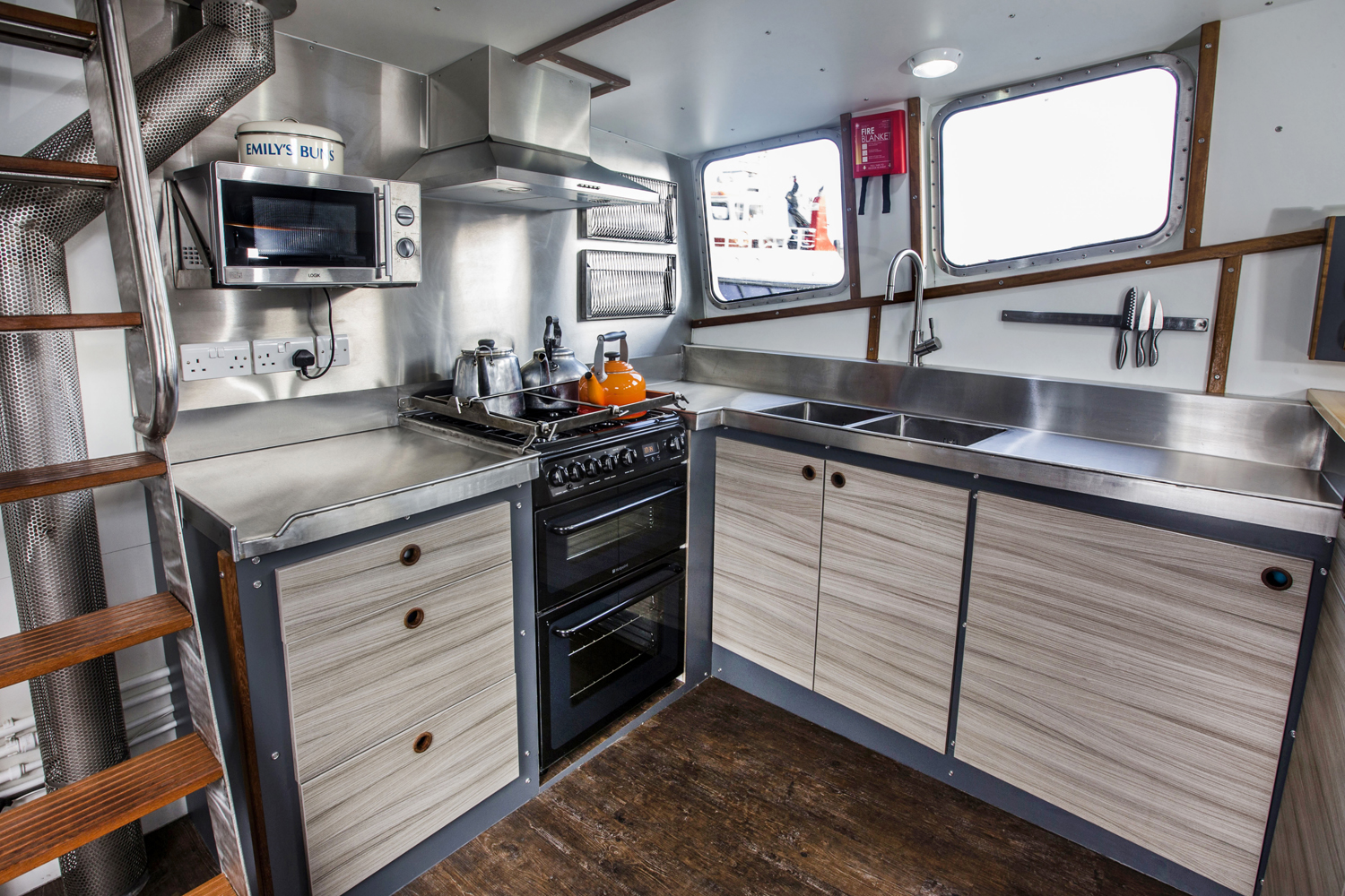 Huskyan galley